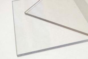 """Монолитный поликарбонат Borrex """"Оптимальный"""" толщина 2 мм, бесцветный"""