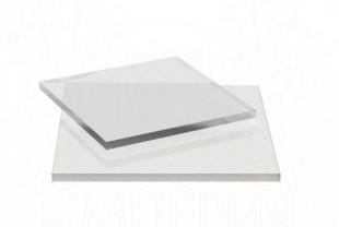 Монолитный поликарбонат Irrox толщина 4 мм, бесцветный