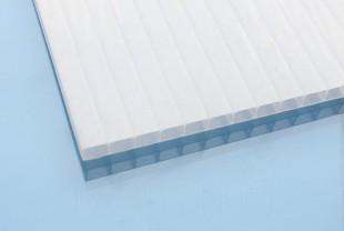 Сотовый поликарбонат LEXAN SOFTLITE толщина 8 мм, бесцветный