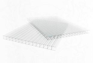 Сотовый поликарбонат LEXAN толщина 4 мм, бесцветный